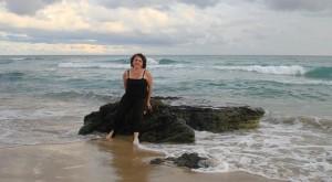 море, счастье, женщина