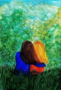 подруги, дружба, единство