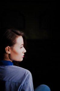 Фото: Камила Кутушева. Женщина.