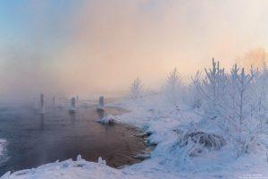 Фото: Андрей Олонцев. Зима.