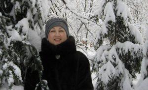 Наталья Руденко.